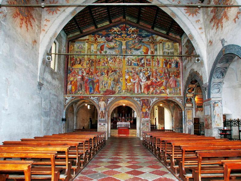 Chiesa Santa Maria degli Angioli